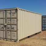 20 ft. containers