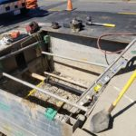 Aluminum Shield W/Screw Jacks & Aluminum Hydraulic Shores W/ Chudaform Plywood