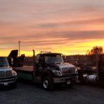 Sierra Trench Protection truck Fleet