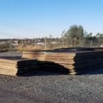Steel Trench Plates