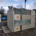 8'x11'x8' Aluminum Box